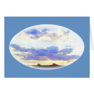 AIR Element Skyscape Greeting Card