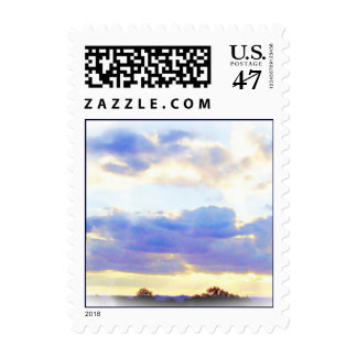 AIR Element Skyscape Postage Stamp