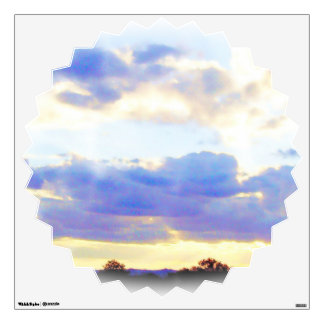 AIR Element Skyscape wall decal