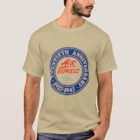 Air Express 20th Anniversary  Dark T-shirts