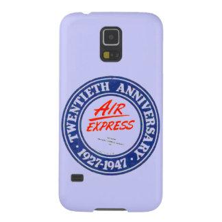 Air Express 20th Anniversary Galaxy Nexus Galaxy S5 Cover