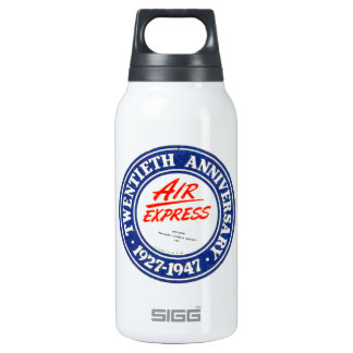 Air Express 20th Anniversary Insulated Water Bottle