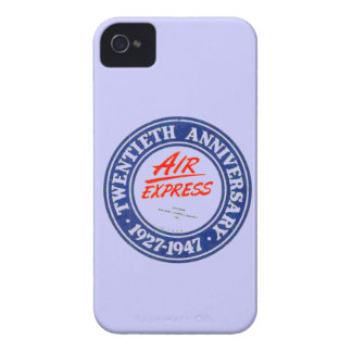 Air Express 20th Anniversary iPhone 4 Case
