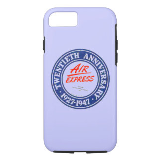 Air Express 20th Anniversary iPhone 7 Case