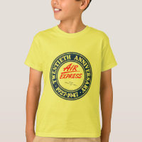 Air Express 20th Anniversary Kids T-Shirts