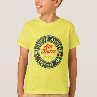 Air Express 20th Anniversary Kids T-Shirts