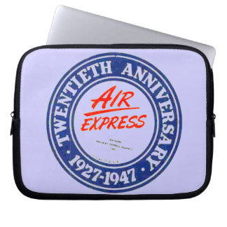 Air Express 20th Anniversary Laptop Sleeve 10 Inch