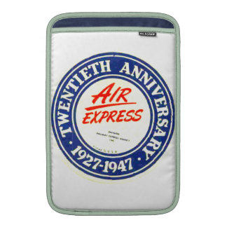 Air Express 20th Anniversary Macbook Air Sleeve For MacBook Air