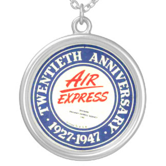 Air Express 20th Anniversary Necklace