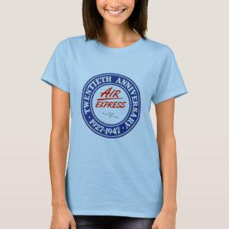 Air Express 20th Anniversary Womman's T-shirts