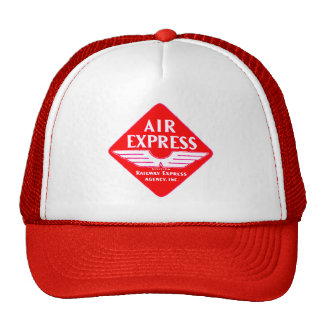 Air Express by Railway Express Agency Trucker Hat