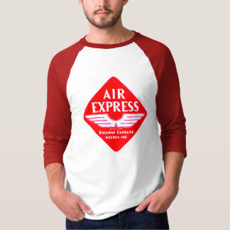Air Express by Railway Express Agency T-Shirt