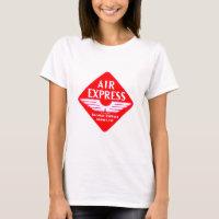 Air Express by Railway Express Agency T-Shirt