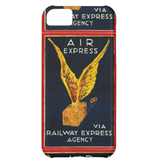 Air Express Via Railway Express Agency iPhone 5C Covers