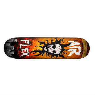 AIR FLEX SKATEBOARD DECK