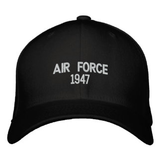 Air Force 1947 Embroidered Hat
