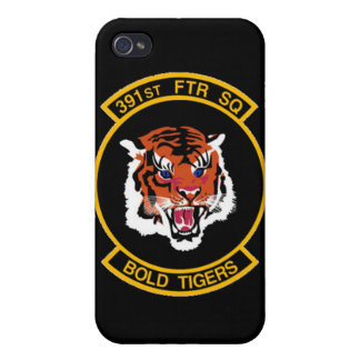 Air Force 391st Fighter Squadron iPhone 4/4S Covers