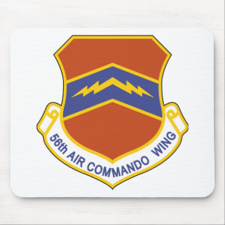 Air Force 56th Air Commando Wing (ACW) Mouse Pad