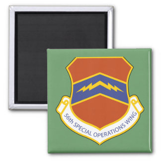 Air Force 56th Special Operations Wing (SOW) Magnet