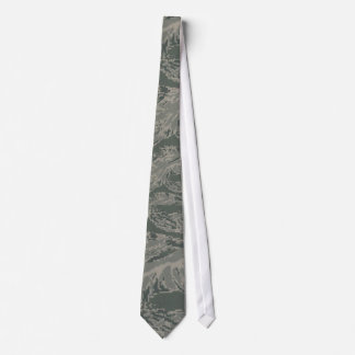 Air Force ABU Camouflage Custom Neckties
