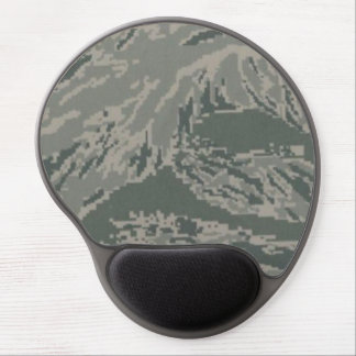 Air Force ABU Camouflage Gel Mouse Pad