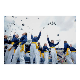 Air Force Academy Class of 2015 Poster