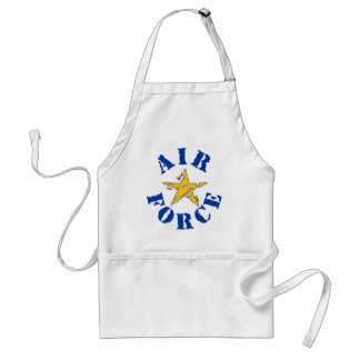 Air Force Adult Apron