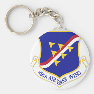 Air Force Air Base Wing Keychain