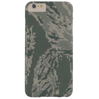 Air Force Airman Battle Uniform ABU iPhone 6 Plus Barely There iPhone 6 Plus Case