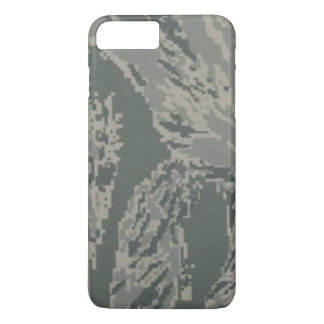 Air Force Airman Battle Uniform ABU iPhone 7 Plus iPhone 8 Plus/7 Plus Case