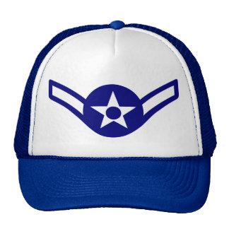 Air Force Airman rank Hat