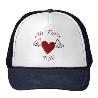 Air Force Angel (Wife) Trucker Hat