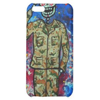 AIR FORCE ARMY DIA DE LOS MUERTOS iPhone 5C COVERS