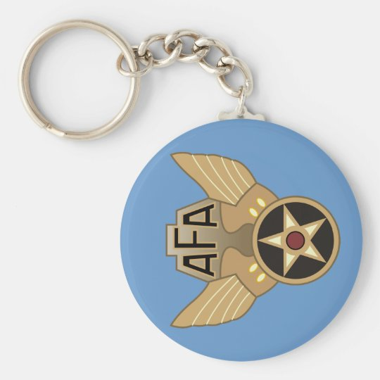 Air Force Association Keychain