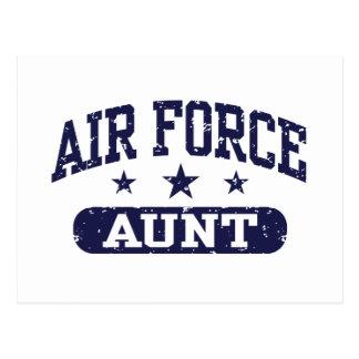 Air Force Aunt Postcard