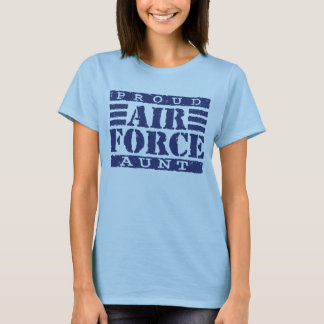 Air Force Aunt T-Shirt