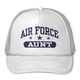 Air Force Aunt Trucker Hat