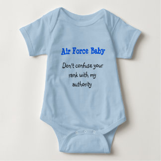 Air Force Baby Baby Bodysuit