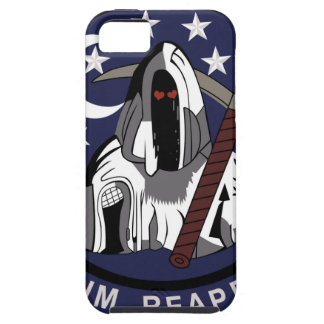 AIR FORCE BLACK OPS AREA 51 4451st GRIM REAPERS ST iPhone 5 Case