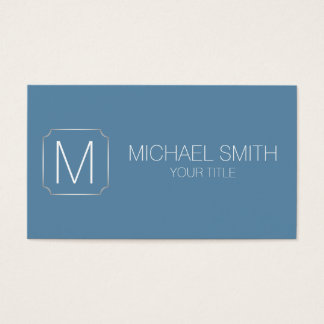 Air Force blue color background #2 Business Card