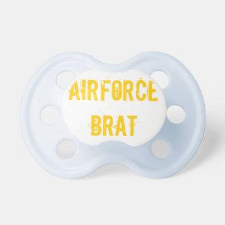 Air Force Brat Pacifier BooginHead Pacifier