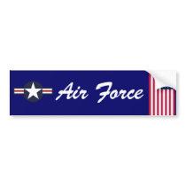 air force Bumper Sticker