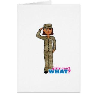 Air Force Camo Dark Card