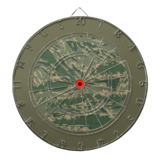 Air Force Camouflage Dart Board