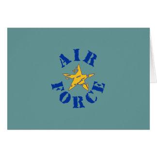 Air Force Card