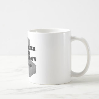 Air Force Dad Daughter CB Coffee Mugs
