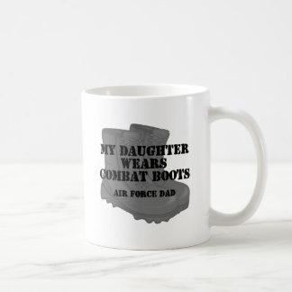 Air Force Dad Daughter CB Coffee Mug