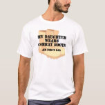 Air Force Dad Daughter DCB T-Shirt