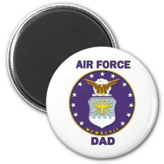 Air Force Dad Refrigerator Magnet