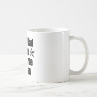 Air Force Dad Proud Coffee Mugs
